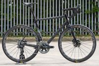 velo complet noir achat en gros de-Colnago C64 BOB Noir mat Brillant Noir Italia (PKBK) Route complète Vélo COLNAGO BOB GUIDON