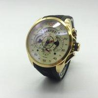 mince lunette achat en gros de-montres hommes marque de luxe Hommes Royal Oak Copper Bezel ultra-mince mode casual montre à quartz japonais Original Clasp Deluxe Président Desinger