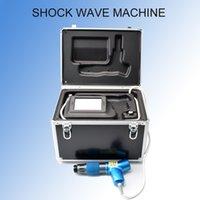 dez portátil venda por atacado-Equipamento de fisioterapia de produtos de saúde máquina de massagem de pulso elétrico com dezenas de eletrodos Terapia Eletromagnética Portátil Shockwave
