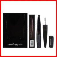 stifträder großhandel-NEUE Augen Make-up Beauty Black Roller Rad Flüssiger Eyeliner 2g Wasserdicht Langlebige Natürliche Eye Liner Pen Augenkosmetik