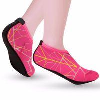zapatos de cubierta plana unisex al por mayor-Cubiertas de zapatos de mujer Zapatos de mujer Accesorios para adultos Unisex Zapatos planos suaves para caminar Cubiertas Femme