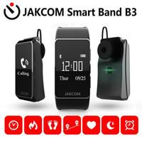 relógio inteligente animal de estimação venda por atacado-JAKCOM B3 Smart Watch Venda quente em dispositivos inteligentes, como googl watch glonass for pet aplle