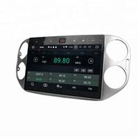rádio tiguan venda por atacado-Octa Core 10.1