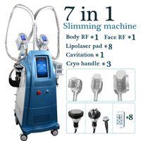 equipo de la máquina de adelgazamiento para la venta al por mayor-Cryolipolysis Vacuum adelgaza equipos de belleza equipo de belleza al vacío equipo de belleza máquina de cavitación máquinas de rf para la venta