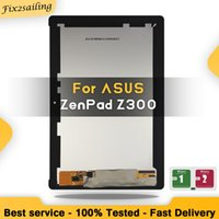 Wholesale asus digitizer replacement resale online - 100 New LCD For ASUS ZenPad Z300 Z300M Touch Screen Digitizer Assembly for Asus Z300M LCD Replacement Parts