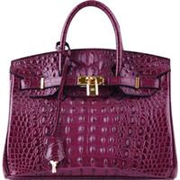 Wholesale rhinestone flower purses resale online - crocodile Birkin handbag womens designer handbags luxury handbags purses women fashion bags hot sale Clutch bags ross Body for woman ks202