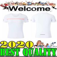 ingrosso camicie bianche-Maglietta a maniche corte da donna di migliore qualità 3 colori Bianco nero verde Maglia da allenamento Esercizio Abbigliamento da corsa Jogging Taglia S-XL