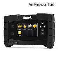 benz transmisyon toptan satış-Autek IFIX702-M OBD2 Tarayıcı Mercedes Benz Araba Motor Için ABS SRS Hava Yastığı İletim EPB ODB2 Otomatik Teşhis Aracı