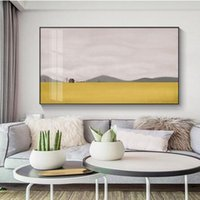 Wholesale oil pictures silk for sale - Group buy Great Landscape Full of Sense of Space Oil Modern Art Pictures For Living Room Modern home decor x36inch x90cm