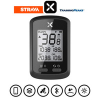 Wholesale gps bike computer for sale - Group buy XOSS Bike Computer G Wireless GPS Speedometer Waterproof Road Bike MTB Bike Bluetooth ANT with Cadence Cycling Computer