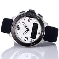 ingrosso orologio da polso multifunzione-2019 NUOVI uomini orologio digitale multi-funzione cinturino in gomma moda Coppie orologi da polso di lusso designer donna sportiva orologi vendita calda