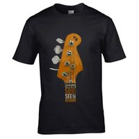 Wholesale bass guitar best resale online - I May Be Yrs Old Bass Guitar Headstock Best Bands T Shirt Th Birthday Gift New Print Men Summer Printed Shirts