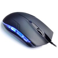 Wholesale ship games pc resale online - CARPRIE Optical DPI USB Wired Gaming Game Mouse For Games PC Laptop Black Drop shipping
