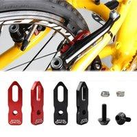 v freio bicicleta venda por atacado-Bicicleta V Brake extensão 406 a 451 assentos conversão conversor adaptador bicicleta ferramentas Os acessórios 1