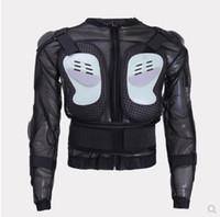 одежда для мотоциклиста оптовых-Мотоцикл защитная одежда с длинными рукавами мода мотоцикл молния прилив мужской общий свободные куртки разрушить устойчивостью костюм