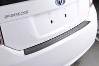 toyota scuff großhandel-SUS304 Edelstahl Hinten Scuff Sill Trim Car Styling Cover Zubehör für Toyota Prius 30 ZVW30 2010-2015
