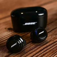 ingrosso qualità stereo del trasduttore auricolare-2019 bose soundsport Auricolari wireless gratuiti con scatola di ricarica Cuffie Bluetooth di alta qualità Deep Super Mini Headset car Bose 005