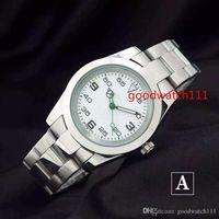 relógio de rei aaa venda por atacado-2017 frete grátis 40mm dial air-king série de aço inoxidável relógio dos homens automáticos. relógio esportivo TOP AAA + qualidade