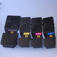 ingrosso cartucce toner kyocera-4 pz nuova cartuccia di toner a colori compatibile cartuccia di toner della fotocopiatrice TK-5220 compatibile per Kyocera ECOSYS P5021cdn kit KCMY