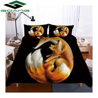 желтые наволочки оптовых-GOANG kids bedding sets Duvet Covers and Pillowcases 3d digital printing Yellow  home textiles