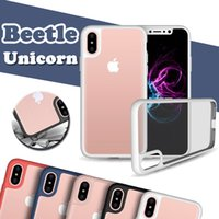 Wholesale unicorn beetle iphone plus for sale – best Unicorn Beetle Camera Lens Protection Ultra Slim Transparent Cover Case For iPhone XS Max XR X S Plus S Samsung Galaxy Note S8