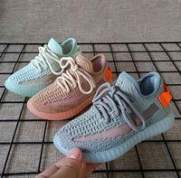 ingrosso barche di gomma di alta qualità-vendita calda Kanye West Scarpe per bambini Scarpe da corsa Baby Boy Girl Kanye West Beluga 2.0 Scarpe da ginnastica per bambini Bambini Scarpe sportive per lo sport XXP161