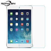 Wholesale Tempered Glass For Apple iPad Pro inch Tablet Screen Protector H Toughened Protective Film Guard