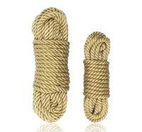 веревочный секс-пояс оптовых-5 метров SM игра мягкий хлопок веревка рабства секс пояс верности связывание странный фетиш бесплатная доставка