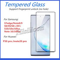 Wholesale huawei p6 plus for sale – best 3D Curved Tempered Glass Screen Protector For Samsung Galaxy note10 plus S10e S10 Note S9 Plus note8 huawei P30 pro mate20 Pro