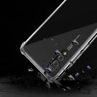 y5 teléfonos al por mayor-Para Huawei Y5 6 7 9 2018/19 funda de acrílico resistente a los arañazos para teléfonos móviles P SMART 2019 funda de TPU para teléfonos móviles a prueba de caídas