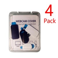 Wholesale system camera webcam resale online - Webcam Cover Slider and Laptop Camera Cover Ultra thin fits Echo Spot Smartphones Tablets Macbooks Computers Desktops