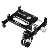 suporte para montagem de bicicleta para iphone venda por atacado-GUB mais 9 suporte de telefone de liga de alumínio de bicicleta de bicicleta de motocicleta smartphone