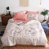 kral yorgan set satış toptan satış-Tasarımcı yatak nevresim takımları 2020 Yatak Moda Yetişkin Yüksek Kalite Yatak Takımları Sıcak Satış Nevresim Tek Kişilik King Size set