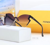 manda modası toptan satış-Moda çerçevesiz buffalo boynuz gözlük güneş gözlüğü 2019 erkekler kadınlar için yaz stilleri erkek tasarımcı güneş gözlüğü ...