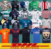 54a4961be Wholesale soccer jerseys wholesale free shipping for sale - DHL Mexico LIGA  MX Club America soccer