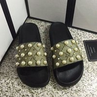 Wholesale best flip flop slipper for sale - Group buy With box Best Quality Slippers Sandals Slides Casual shoes Slippers Sandals Shoes Huaraches Flip Flops Loafers Scuffs Size