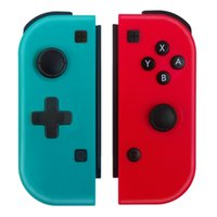 та же игра оптовых-Беспроводной Bluetooth-контроллер геймпада для Nintendo Switch Консольный переключатель Gamepads Контроллеры Джойстик Для Nintendo Game такой же, как Joy-con