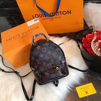 d972d85d6c 5A Original luxe célèbre marque 2019 en cuir designer étudiants sac à main  d'école sac à dos ordinateur portable fille unisexe Sac à main sacs à main  ...