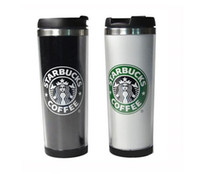 Wholesale starbucks coffee color for sale - Group buy Starbucks Cups oz ml Stainless Steel Mug Flexible Cups Coffee Tumblers Mug Tea Travelling Mugs Tea Wine Cups