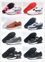 Wholesale shoes air pad resale online - 2019 Men Shoes Classic Men and woman Shoes Trainer Air Cushion Surface Casual Shoes