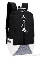 rucksäcke für frauen großhandel-2019 NEW Luft Jordan Ranzen Taschen 2019/20 AJ neuen AJ PSG PARIS Marke Taschen für Mann Frauen Mädchen und Mode-Freizeit-Sport-Umhängetasche