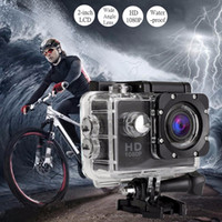Wholesale HIPERDEAL A7 Waterproof Full Sports Action HD Camera DVR Cam DV Video Camcorder Action Recoder Electronics P HD