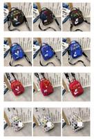 messenger rucksäcke für frauen großhandel-Teenager Designer Laser Mini Rucksack Marke AD PA Sport Reisetasche Männer Frauen NK PU Mode Umhängetasche Strand Reise Sporttaschen C61707