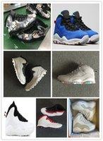 atletik ayakkabılar camo toptan satış-kutular Ücretsiz SHIPPMENT ile 10 Desert Camo Tinker erkek basketbol ayakkabıları 10s 2006 ÇİMENTO Spor Spor ayakkabılar Açık atletizm Of Sınıf