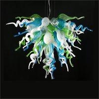 lâmpada peças lustre venda por atacado-Moderna sala de jantar Lamp Deer Antler Candelabro de suspensão de vidro lustres grandes Lâmpada Superior Peças Atacado lustre de cristal Prismas