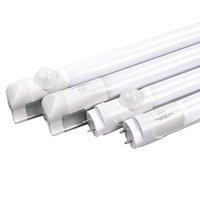 lâmpadas fluorescentes t8 venda por atacado-T8 LED tubo de luz Micro Radar levou tubo Motion Sensor Integração T8 LED luzes do tubo 18W 0V 3W função para a luminária fluorescente