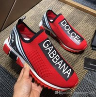 Wholesale cute pink shoes resale online - new hot men women shoes shoes blue red stripe with top quality casual ace cute shoes