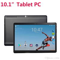 zoll-bildschirm phablet groihandel-Quad-Core 10-Zoll MTK6582 kapazitiven Touch Screen Dual Sim 3G WCDMA phablet Telefon Tablet PC 10.1 Zoll Android 4.4 1GB RAM 16GB ROM