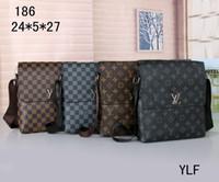 Wholesale free cell phone delivery for sale – best Free Delivery of New Men s Bag High Quality Single Shoulder Bag Slant Bag Handbag Business Leisure Briefcase