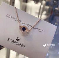 ingrosso gioielli druzy-Accessori donna La nuova moda argento glamour gioielli druzy dea elementi swarovski per collana Favorite